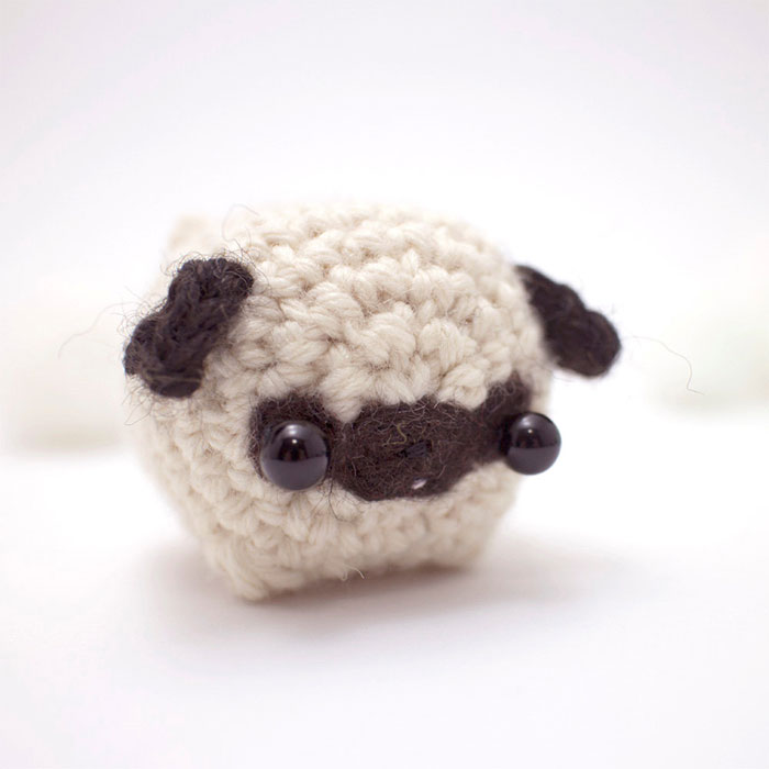Crochet Animals : Miniature Crochet Animals By Mohustore Bored Panda