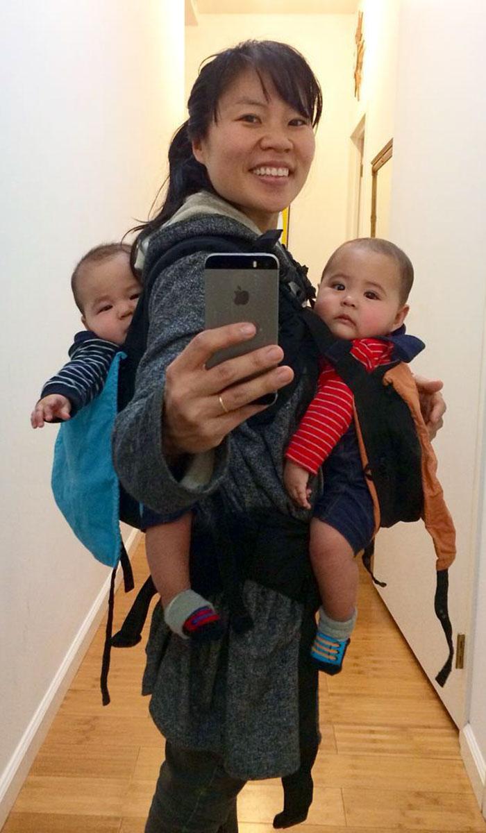 mom-breastfeeding-twins-laptop-motherhood-career-hein-koh-5