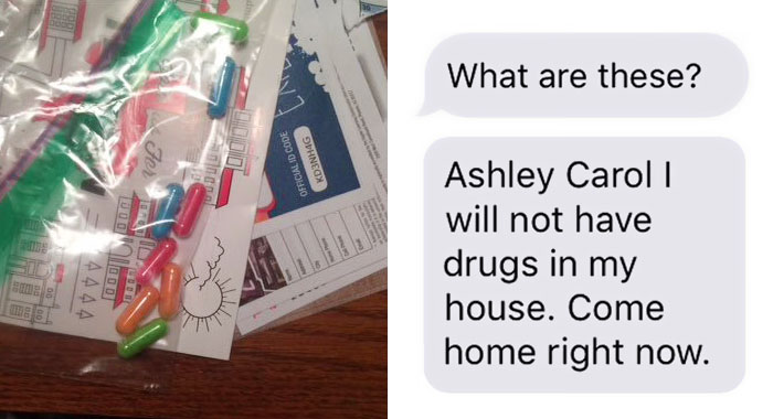 Mom Finds Weird Drugs In Daughter's Drawer, But 16-Year-Old's Response Turns Everything Upside Down