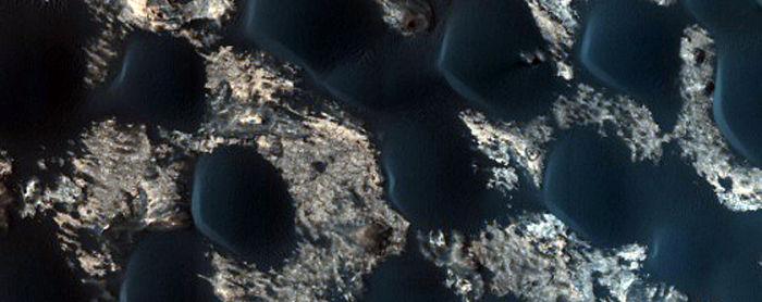 Sinus Meridiani Dune Monitoring