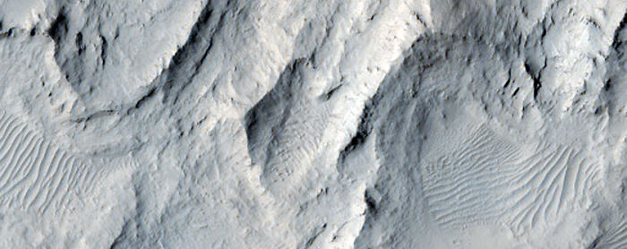 Dune Forms In Viking