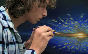 Artist Thijme Termaat Spent 2.5 Years Painting And Creating This Timelapse