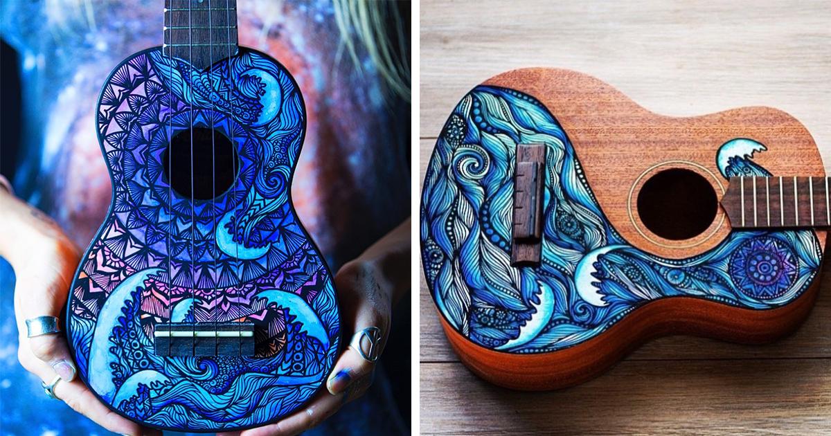 I Turn Instruments Into Art