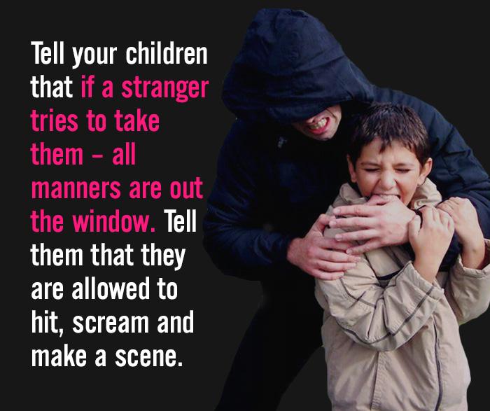 Beyond Stranger Danger