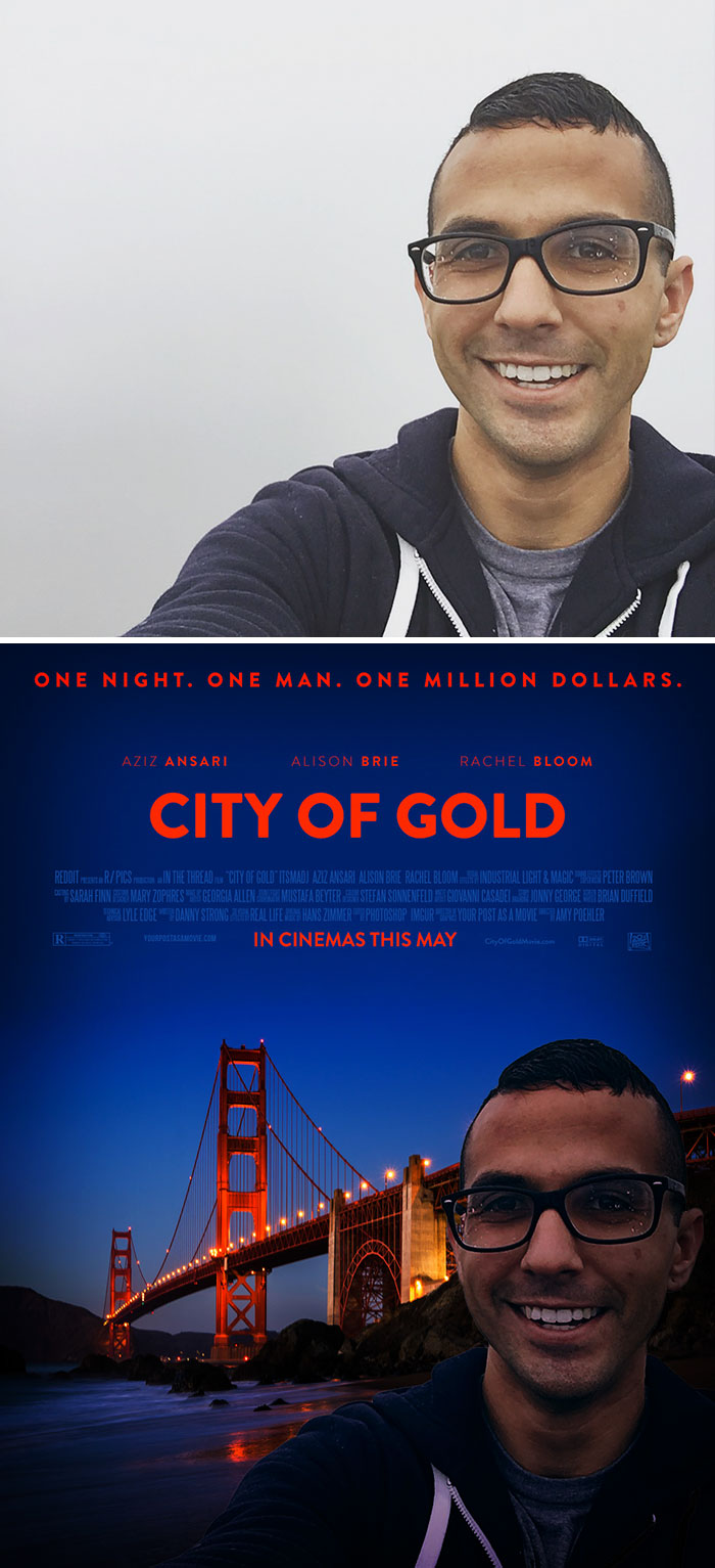Your Post As A Movie