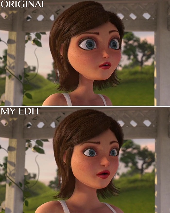 "Susan In ""Monsters Vs Aliens"""