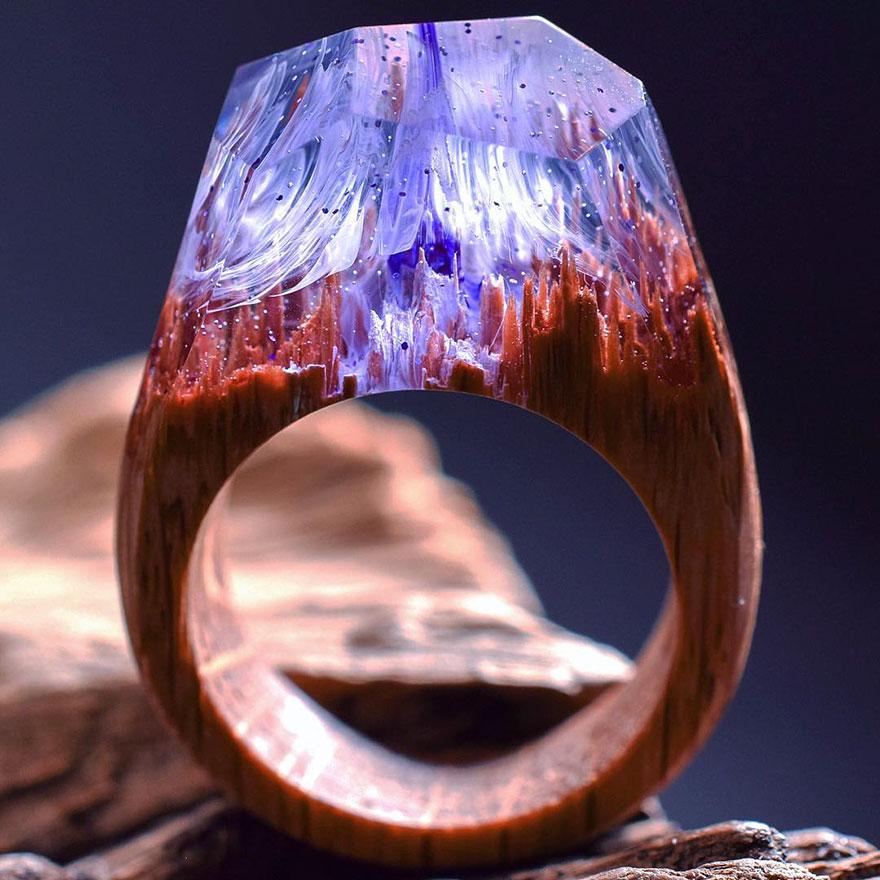 resin-rings-miniature-scenes-secret-forest-13