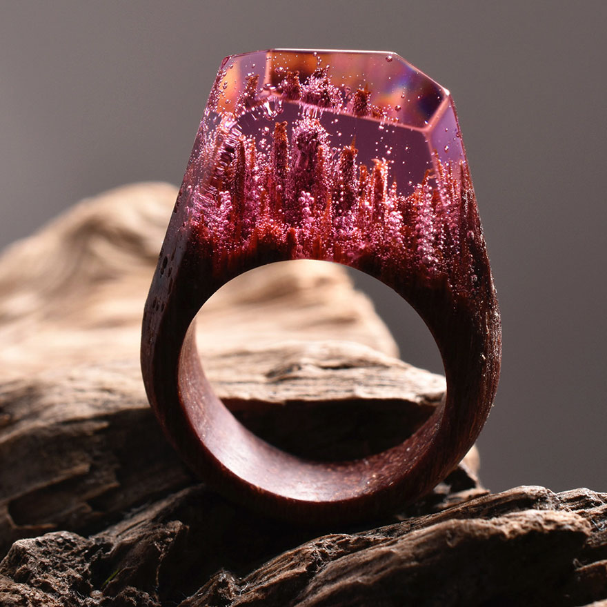 resin-rings-miniature-scenes-secret-forest-34