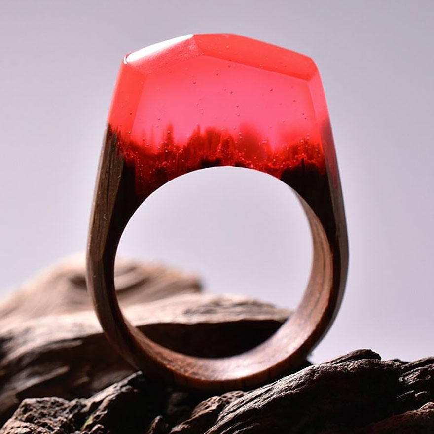 resin-rings-miniature-scenes-secret-forest-8