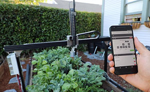 A Robot That Grows All The Food You Need In Your Own Backyard