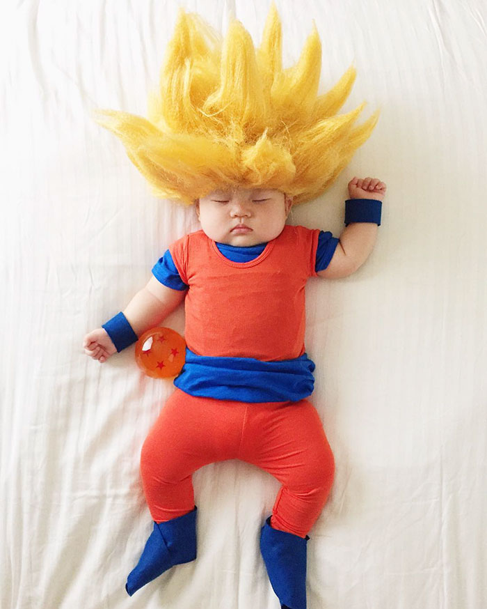 Goku From 'Dragon Ball Z'