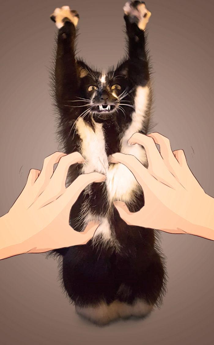 Tickle Tickle Tickle!