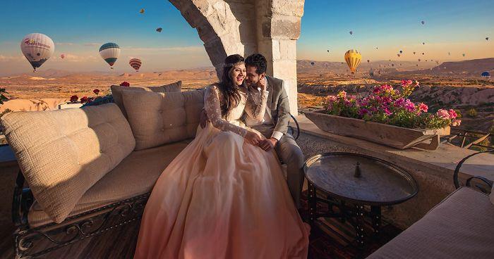 Top 50 Wedding Destinations Of 2016