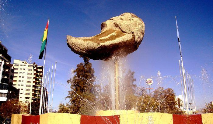 Cochabamba, Bolivia - Plaza De Las Banderas