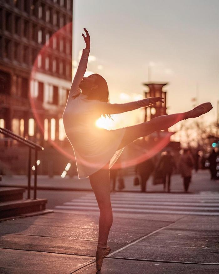 картинки танцующих утром заполнения кучи