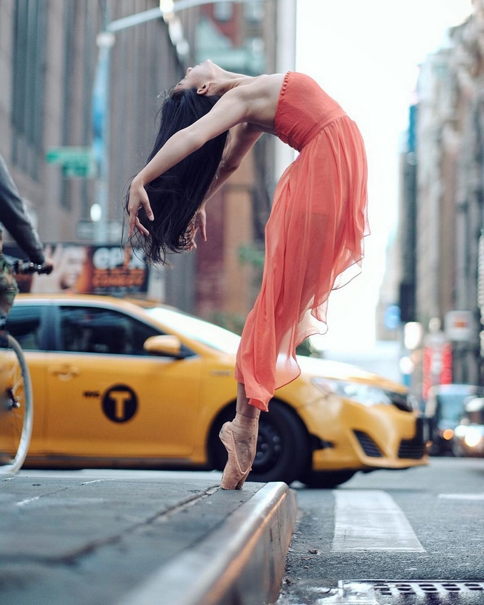 Image result for ballet in the streets
