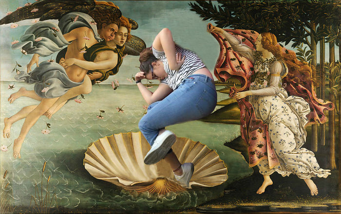 The Birth Of Venus