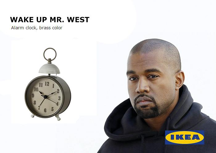 Wake Up Mr. West