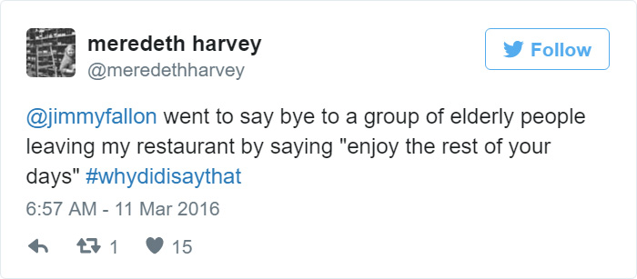 The #WhyDidISayThat Twitter Hashtag Might Be The Funniest Thing Ever