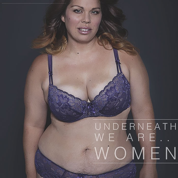 Underneath We Are Women