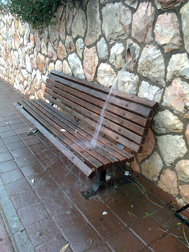 Perfect Bench Placement