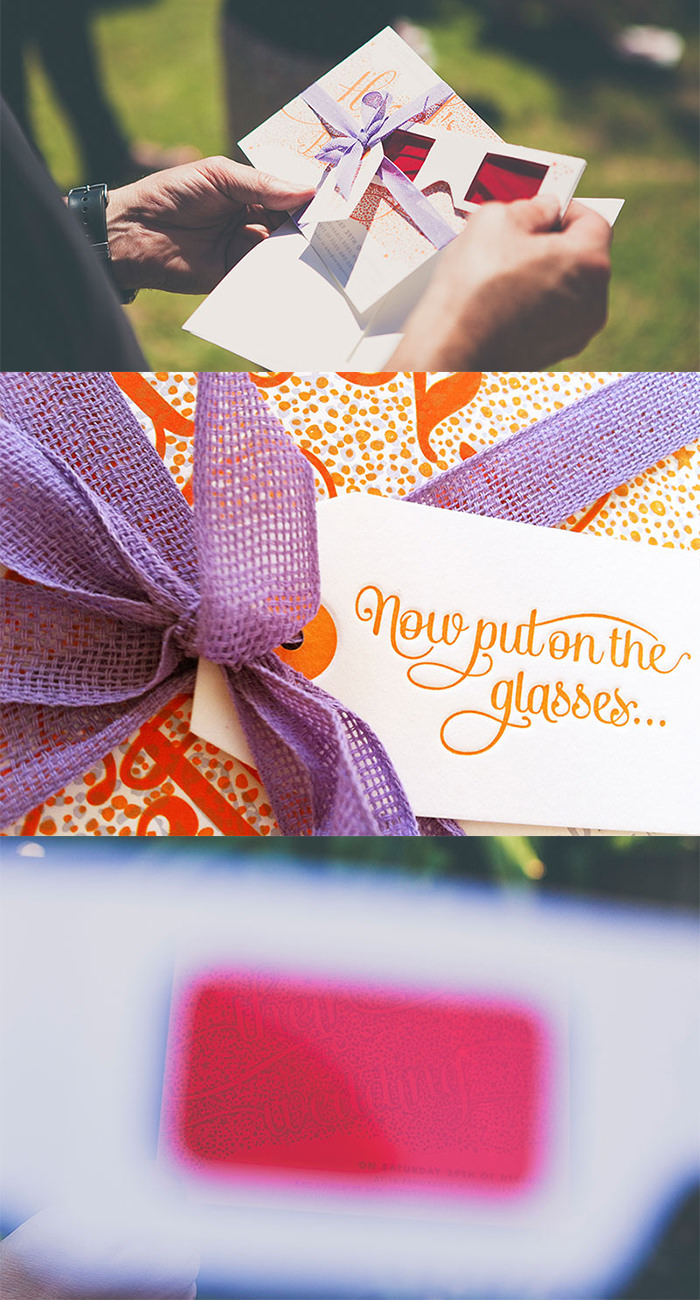 Unique Wedding Card Designs I Found While Helping My Best Friend Out With Her Big Day!