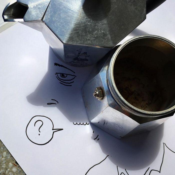 Me Before Coffee