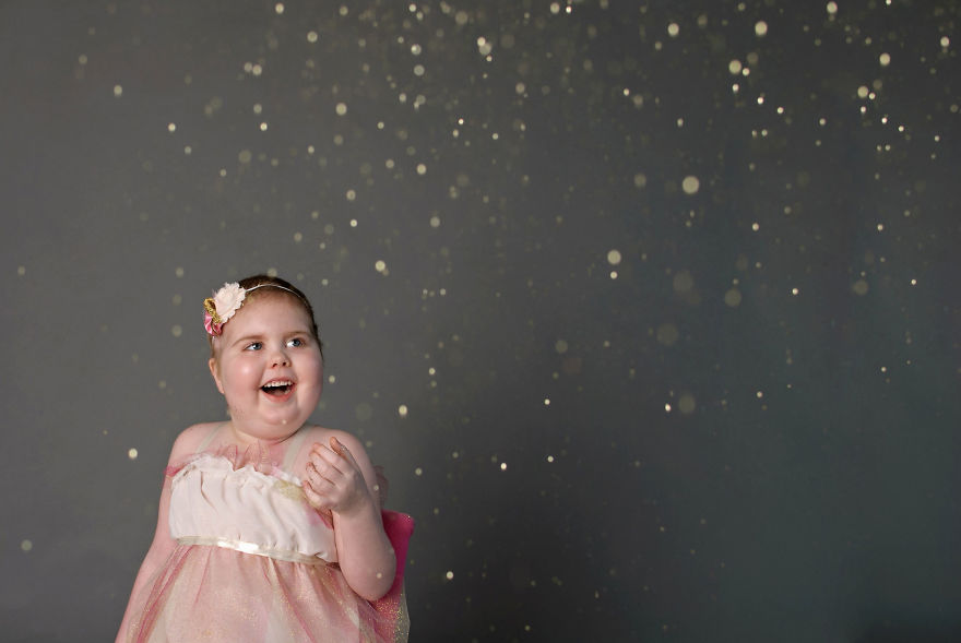 Ava Was Diagnosed With A Fatal Brain Tumor (dipg) In 2011. She Passed Away In 2012