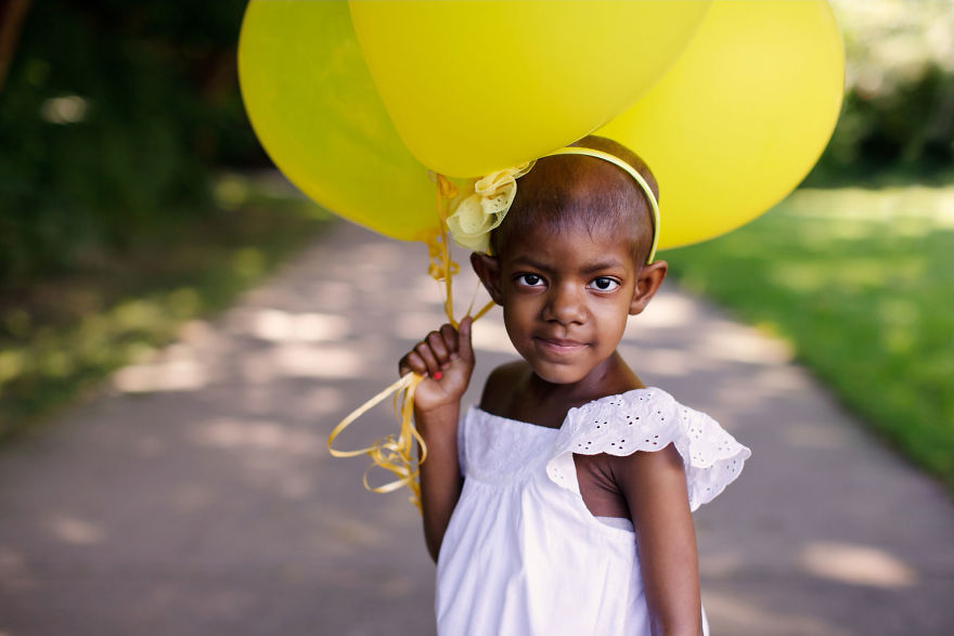 Madison Was Diagnosed With Neuroblastoma In 2013. She Struggles With Late Effects From Her Cancer Treatments