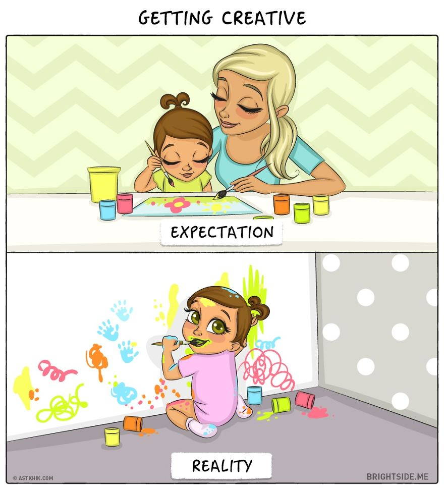 How Life Changes After Becoming First-Time Parents ...