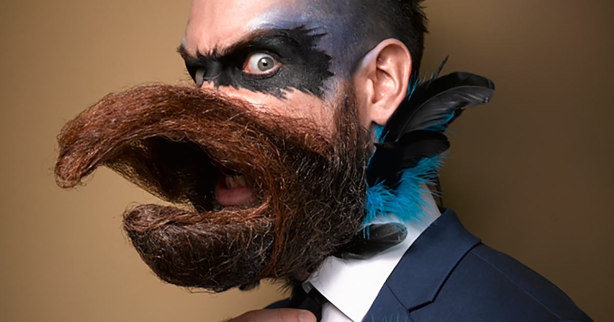 10 of the most epic entries from the 2016 national beard and moustache competition bored panda