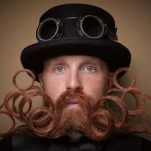 10+ Of The Most Epic Entries From The 2016 National Beard And Moustache Competition