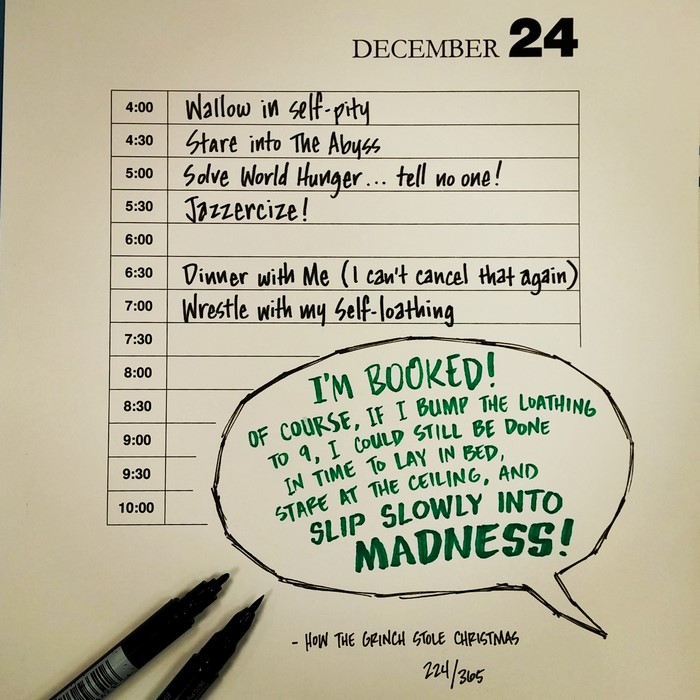 365 Movie Quote Challenge