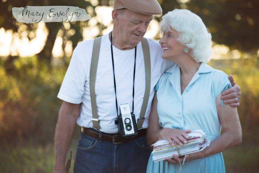 57-летний-брак-пожилых-пара-любовь-ноутбук-фотосессию-мэри-Ивлин-clemma-стерлинг-Elmor-5