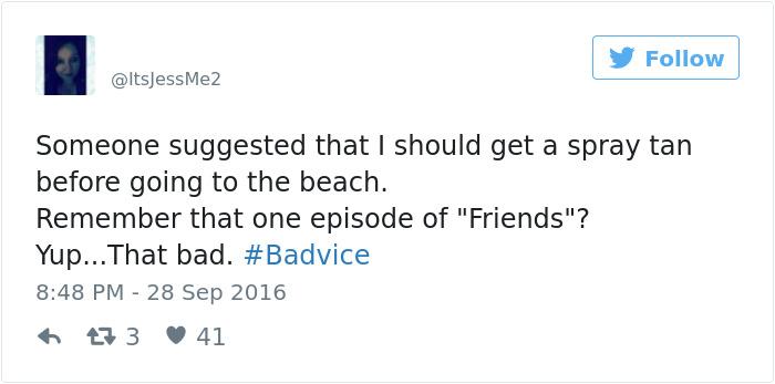 Badvice