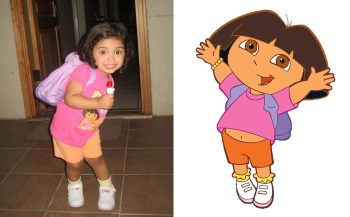 Dora From Dora The Explorer
