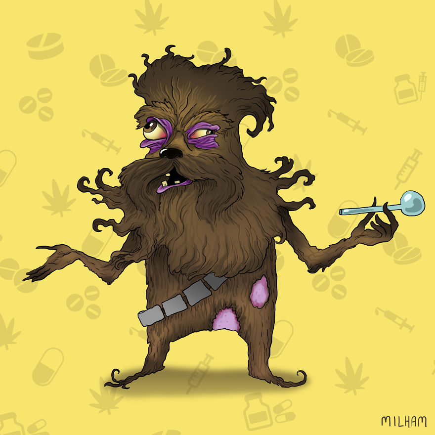 Chewy After Years Of Crack