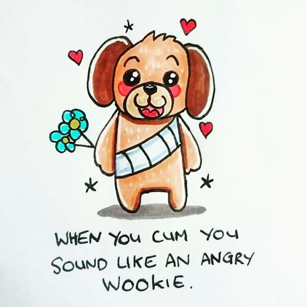 Offensively Cute Greeting Cards