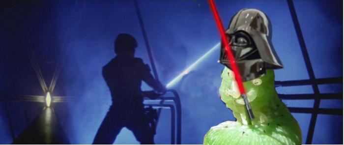 Luke, I Am Your Caterpillar!
