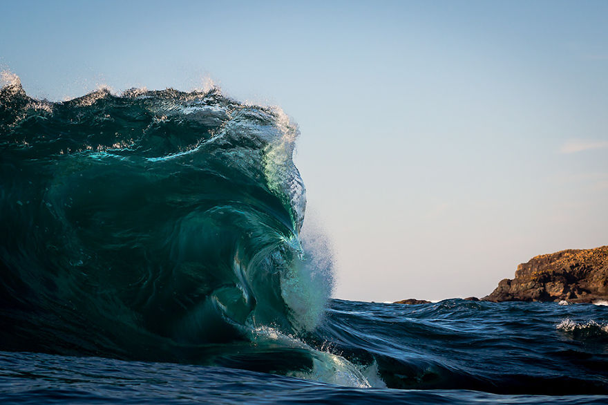 I Capture The Ocean And Its Many Moods