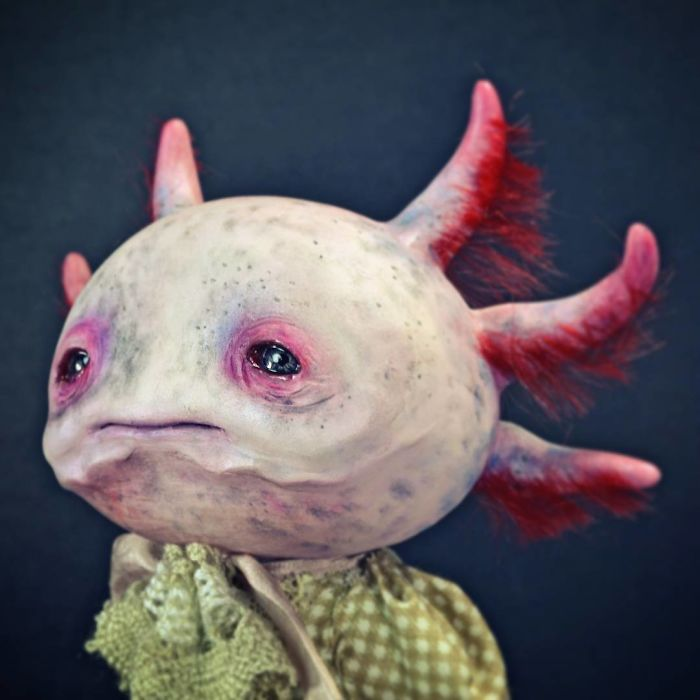 I Make Creatures.