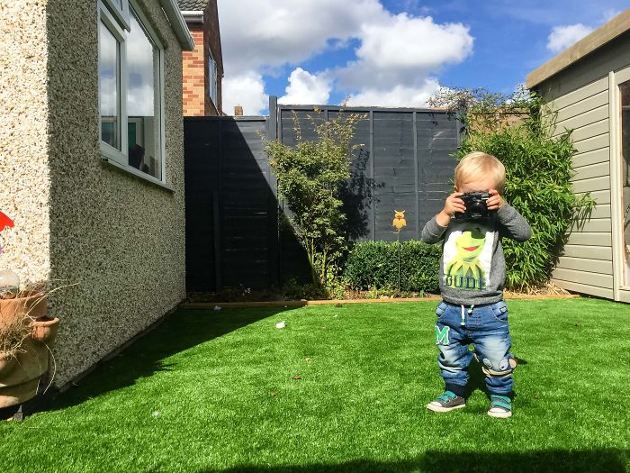 I Gave My 19-Month-Old Son My Old Canon G12: Here's His POV