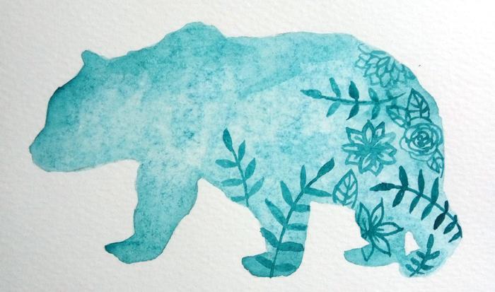 Watercolor Animal Illustrations