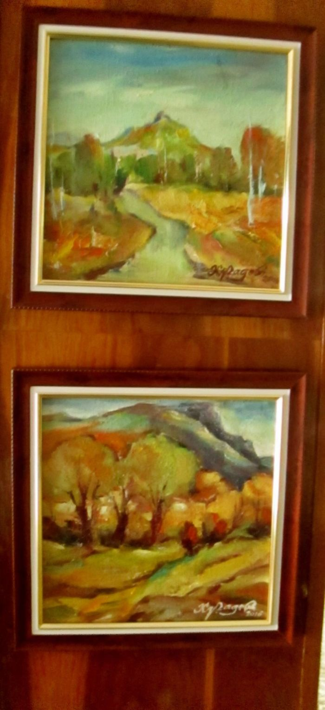Art Paintings By Hristo Radev