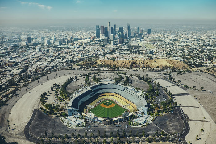 10 Pictures That Will Make You Want To Fly Over L.A.