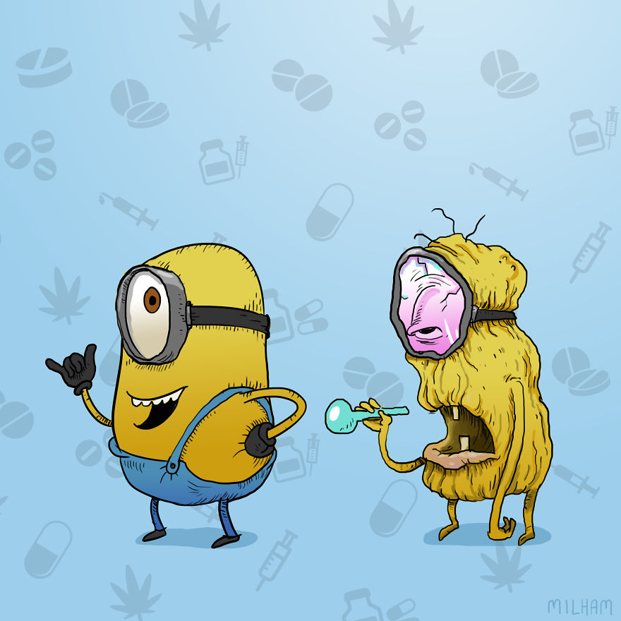 Minions After Years Of Crack