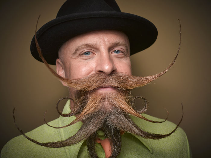2016 National Beard And Mustache Competition