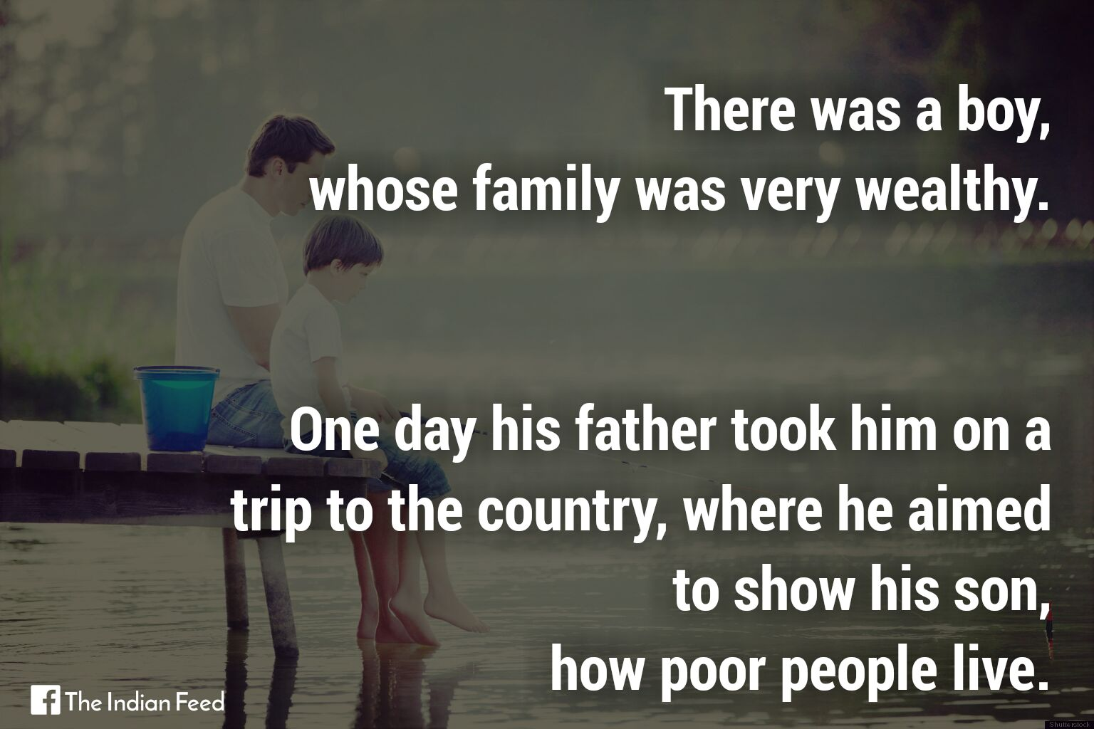This Amazing Story Will Tell You What Is True Wealth In The World.