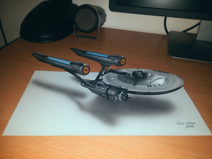 3D Drawings That I Create To Confuse People (Part 2)
