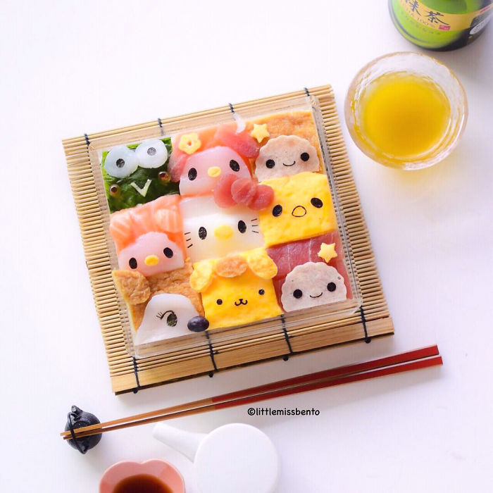 This Bento Is Too Cute To Eat